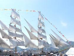 長崎帆船まつり02-3