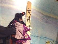皿山人形浄瑠璃03-8