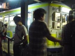 ビール電車08