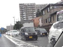 台風10号01