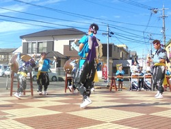 竿浦・江川浮立02-2
