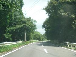 多良岳横断道路01