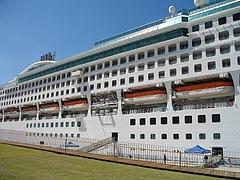 国際ターミナル 観光船