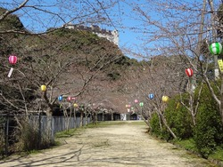 鹿尾ダム公園01