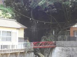 八十八尺の滝01-1