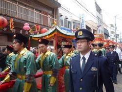 皇帝パレード03