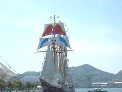 長崎帆船まつり02-2