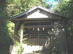 木鉢神社本殿