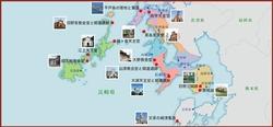 教会群地図