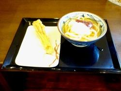 丸亀製麺時津店01-6
