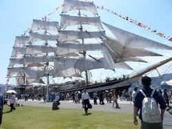 長崎帆船まつり02-4