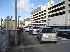 アミュの渋滞
