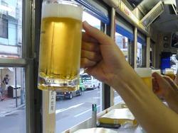 ビール電車03