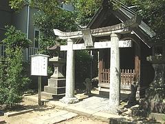 諏訪神社 祓戸神社