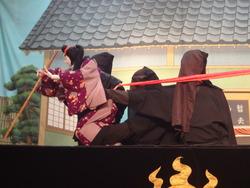 皿山人形浄瑠璃03-5