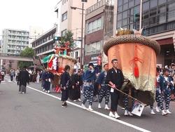 傘鉾パレード02