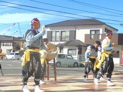 竿浦・江川浮立02