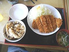 かつれつ食堂03-2
