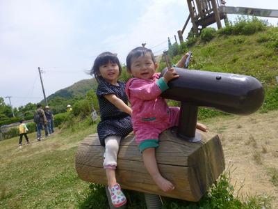 優子とさくら