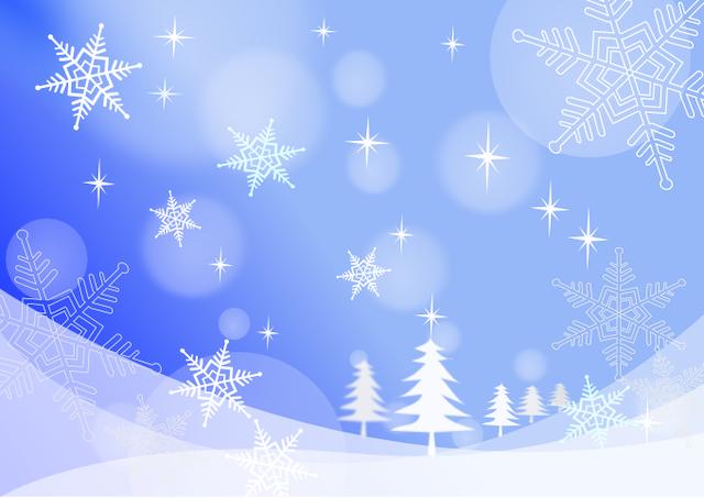 20161201ピクセルテキスト用雪の結晶-s