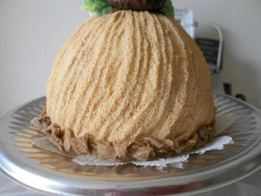 モンブラン 手作りスクイーズ