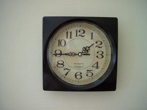 セリアの時計