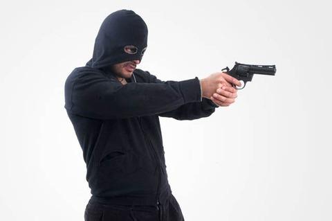 【コント】強盗「金を出せ!」