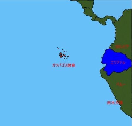 001-ガラパゴスエクアドル地図R
