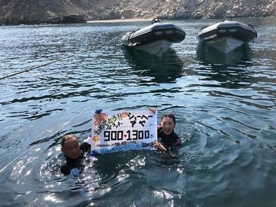 900本記念ダイビングオマーン20181017R