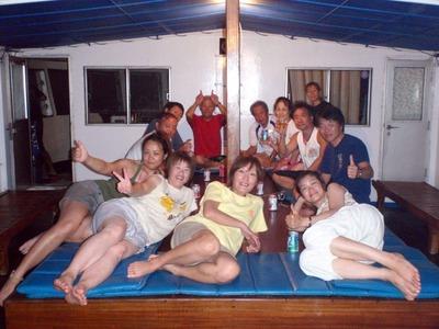 200本記念ダイビングインドネシアコモド島20081001R
