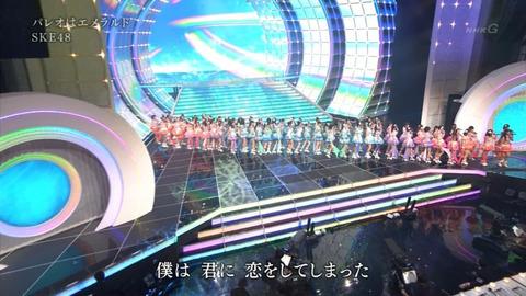 SKE48-紅白-LineDance-01