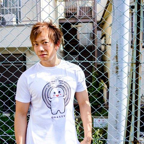 011-しみけん×オナッシーTシャツ