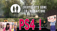 PS4 Everybody's Gone to the Rapture