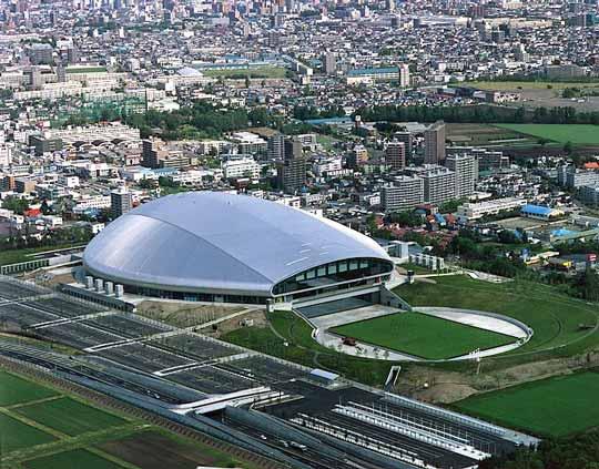 札幌ドーム 収容人数