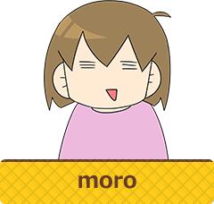 「moroの家族と、ハンドメイドと。」moroオフィシャルブログ