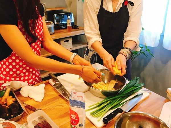 20180605新婚ブロガーお料理教室_180607_0067