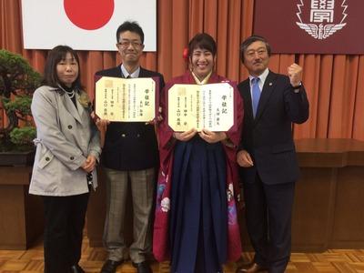 4年生卒業式(3)