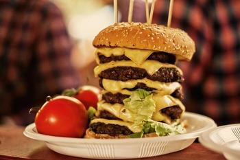 ハンバーガー1l