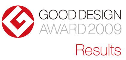 GoodDesignAward2009_Results