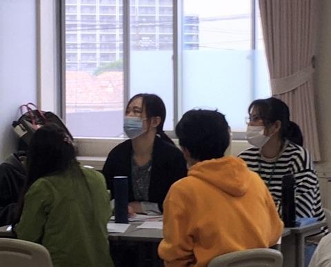 留学生クラス授業参観⑥