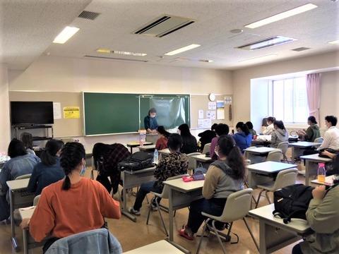 留学生特設授業②