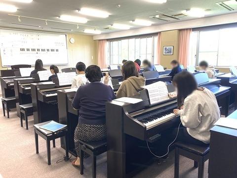 1031ピアノ教室②