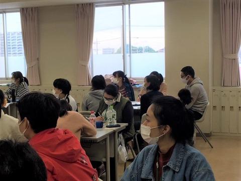 留学生クラス授業参観③