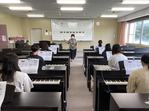 ピアノ全体②