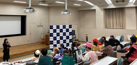 3日鎌田先生の話