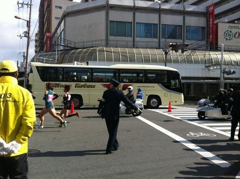大阪国際マラソン②