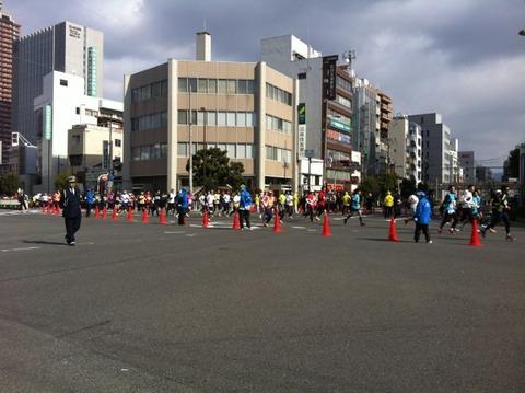大阪市民マラソン