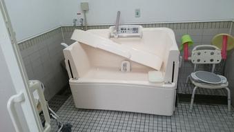 スマートケア_機械浴1