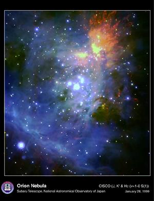 090622すばる望遠鏡