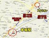 イベント用 地図